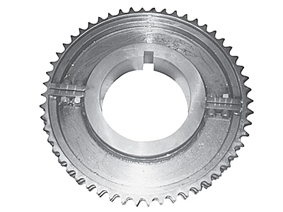 sprocket bore size