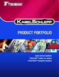 Cable & Hose Carriers Product Portfolio