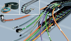 Cables for motion- Continuous Bending, Hi-Flex