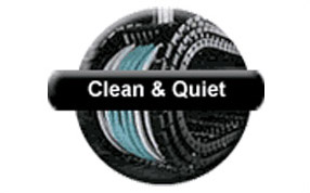 Clear And Quiet Cable Carrier Systems