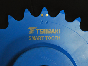 Roller Chain SMART TOOTH sprocket