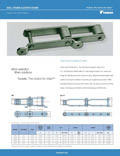 Dual Strand Elevator Chain Flyer