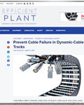 Prevent Failure in Dynamic Cable Tracks