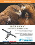 Iron Hawk™-Straight Pull Chain Flyer