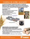 Sealed Welded Flyer Spanish