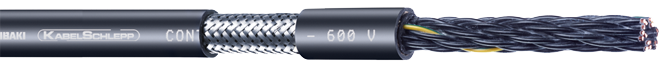 Control 400-600 V Shielded Control Cables