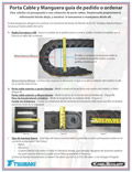 Spanish Cable & Hose Carrier Ordering Guide