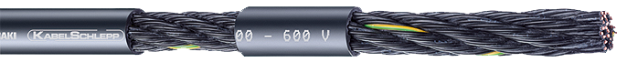 Control 400-600 V Unshielded Control Cables