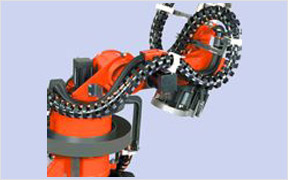 Robotrax Cable Carrier